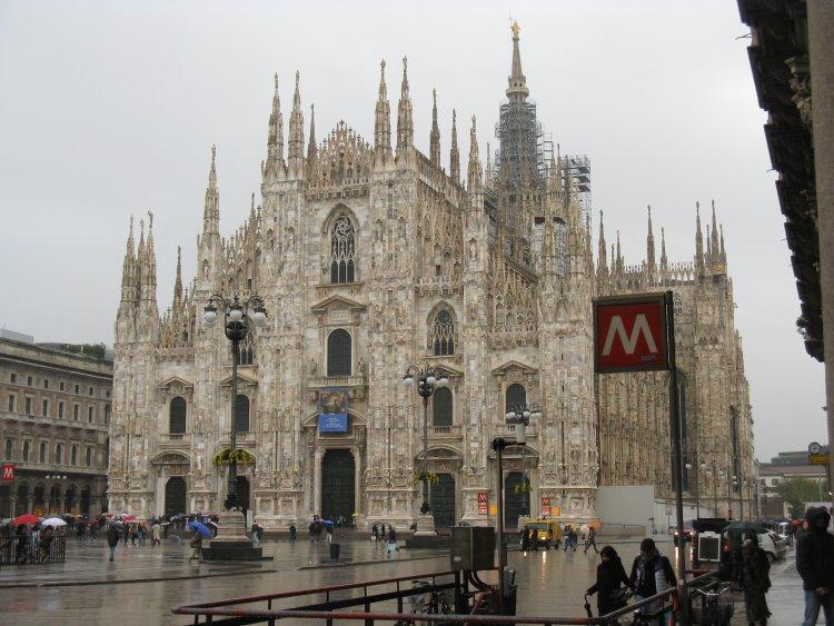 Дуомо, Милано