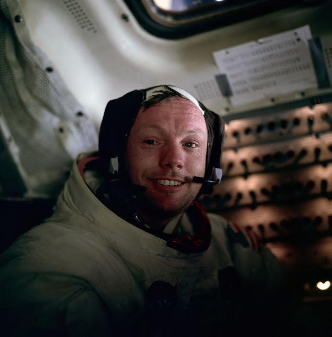 Нийл Армстронг. изт: NASA