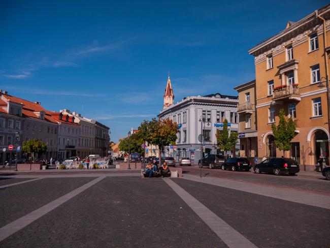 Вилнюс - старият град