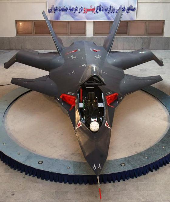 Qaher-313. Изт: flightglobal