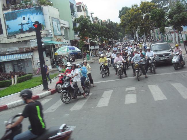 Движението във Виетнам