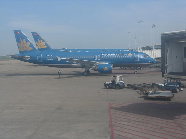 А320 Vietnam Airlines