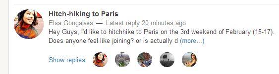 На стоп до Париж?