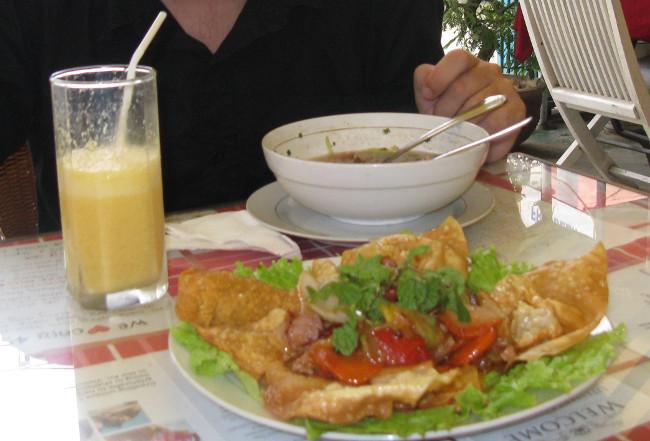 Виетнамска храна