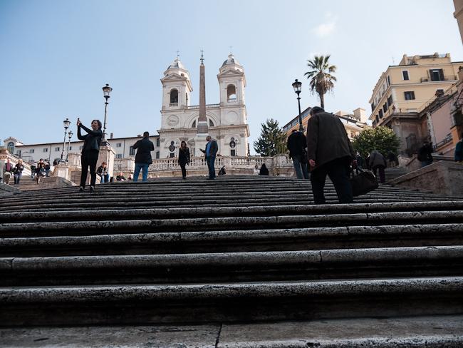 Испанските стълби