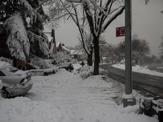 Сняг в Jamaica