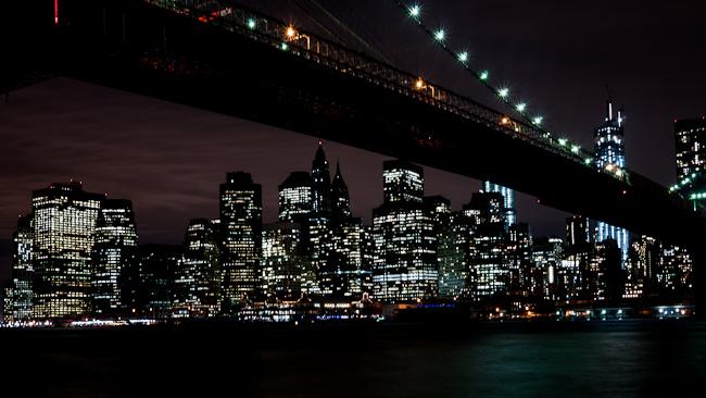 Бруклин Бридж и Манхатън