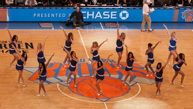 NY Knicks vs. Utah Jazz