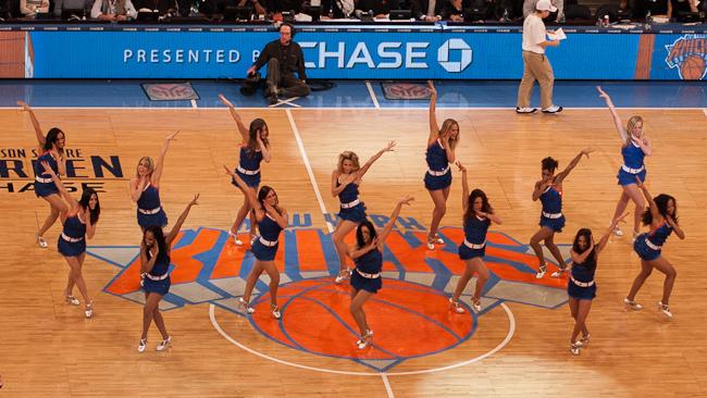 NY Knicks vs. Utah Jazz