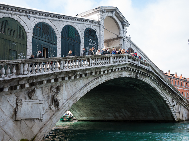 """Мостът """"Риалто"""""""