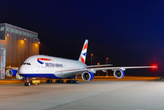 А380 – British Airways. Изт. airnation.net