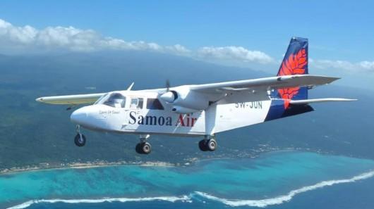 Samoa Air. Изт: gizmag.com