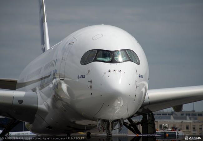 A350XWB. Изт: Airbus