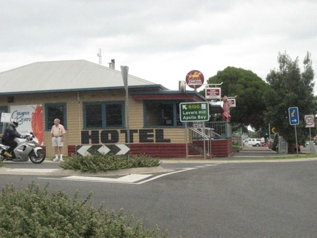 Бара в Port Campbell