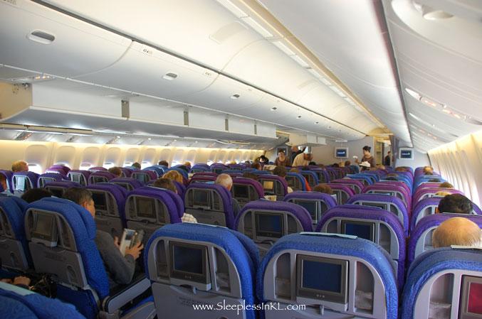 Самолетна кабина