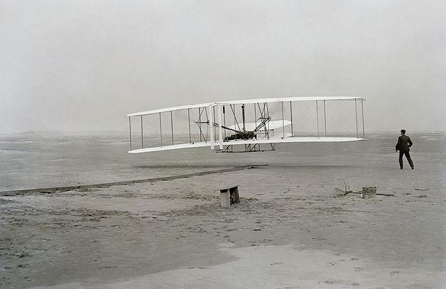 Първият полет на братята Райт