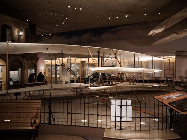 Wright Flyer. Снимка: аз :)