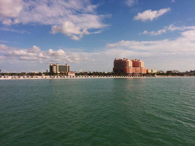 Плажът на Clearwater