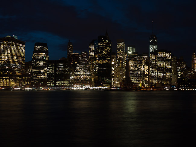 Манхатън от Бруклин
