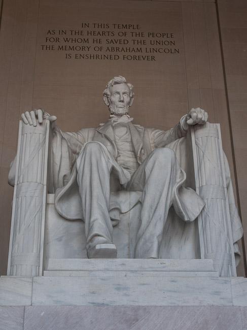 Мемориалът на Линкълн