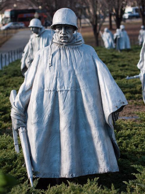 Мемориалът за корейската война