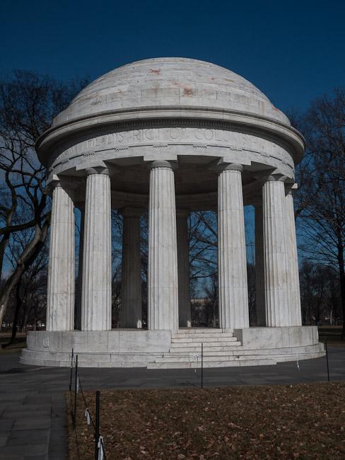 Мемориалът за Първата световна война