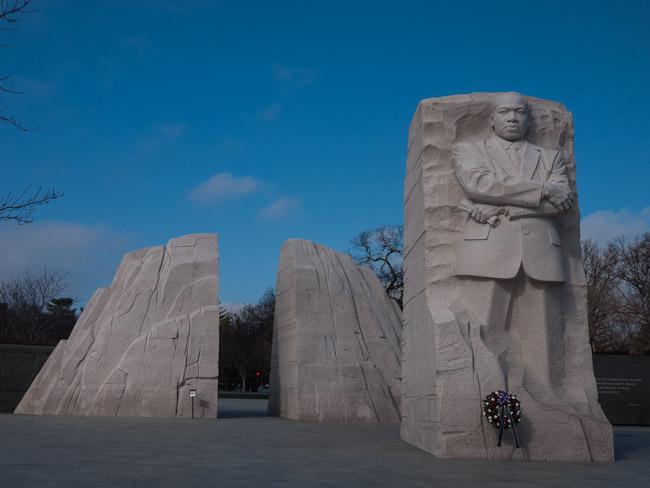 Мемориалът на Мартин Лутър Кинг