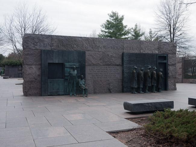 Мемориалът на Рузвелт